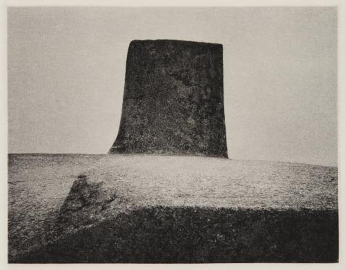 Intihuatana stone, detail Edward Ranney  (American, b.b.1962)