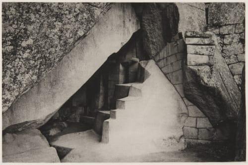 Ceremonial cave, Torreón Complex Edward Ranney  (American, b.b.1962)