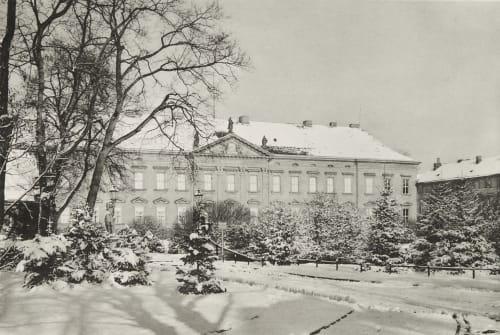 Schloss Bellevue Rau, Otto  (German, 1856-1934)