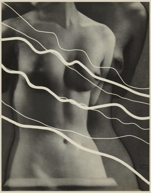 Electricité Ray, Man  (American, 1890-1976)