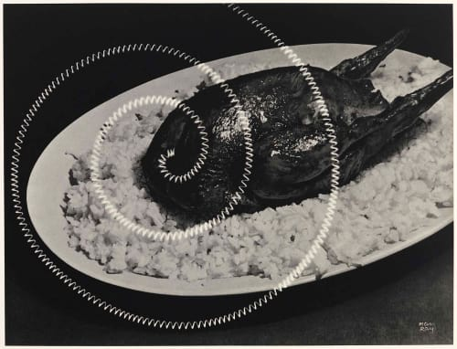 Electricite Cuisine Ray, Man  (American, 1890-1976)