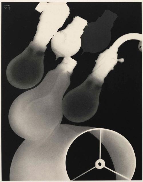 Electricite la Maison Ray, Man  (American, 1890-1976)