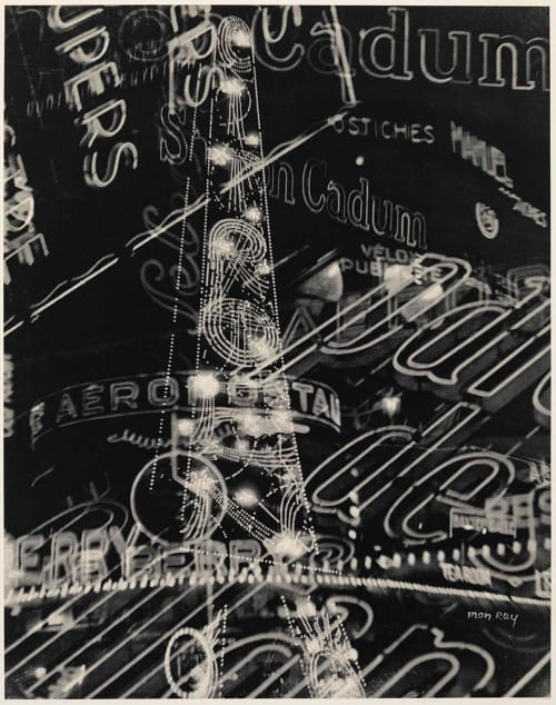 Electricite la Ville Ray, Man  (American, 1890-1976)
