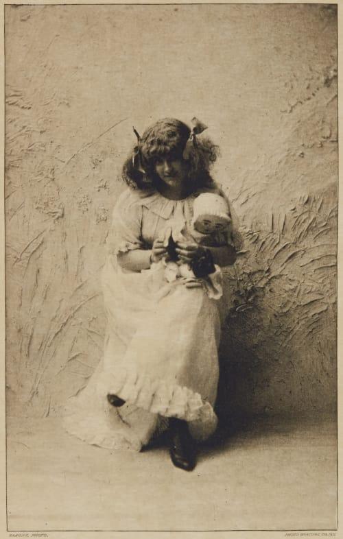 "Miss Rehan as ""Miss Hoyden"" Sarony, Napoleon   (American, 1821-1896)"