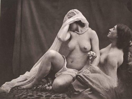 The Two Ways of Life Rejlander, Oscar G.  (British, 1870-1875)