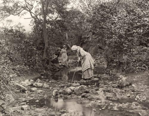 The Shortest Way in Summertime Robinson, Henry Peach  (British, 1830-1901)