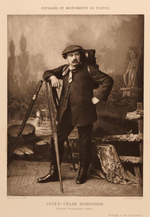 Jules Cesar Robuchon Robuchon, Jules Cesar  (French, 1840-1922)