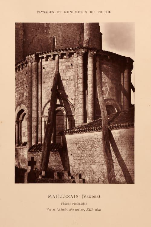 Maillezais Robuchon, Jules Cesar  (French, 1840-1922)