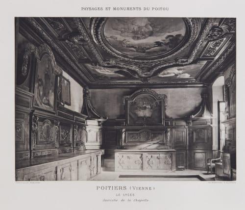 Le Lycée Robuchon, Jules Cesar  (French, 1840-1922)
