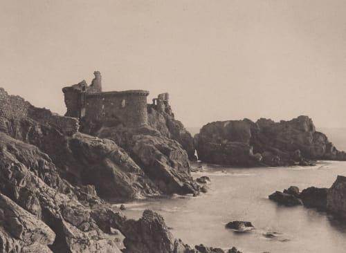 L'ile D'yeu (Vendeé) Robuchon, Jules Cesar  (French, 1840-1922)