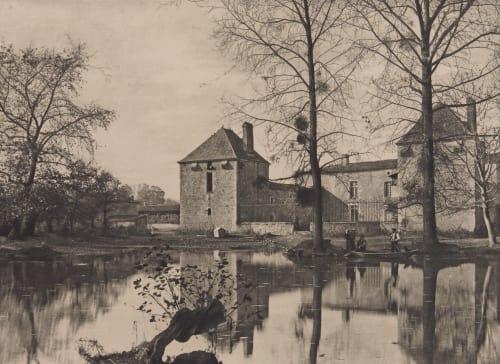 Sainte-Hermine (Vendeé) Robuchon, Jules Cesar  (French, 1840-1922)