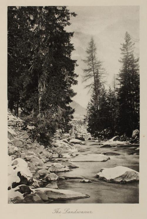 The Landwasser Roome, H.A.  (British, 1857-1935)