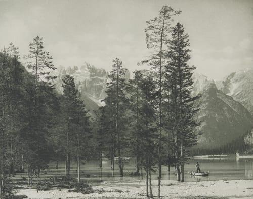 Dürrensee (Tirol). Rothschild, Nathaniel Mayer von  (Vienna, 1836-1905)