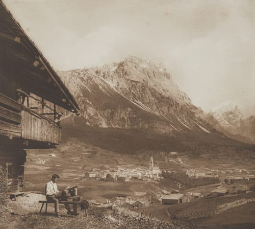Cortina (Tirol). Rothschild, Nathaniel Mayer von  (Vienna, 1836-1905)