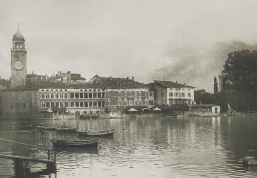 Riva Am Gardasee. Rothschild, Nathaniel Mayer von  (Vienna, 1836-1905)