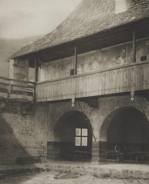 Ruine Runkelstein Bei Bozen. Rothschild, Nathaniel Mayer von  (Vienna, 1836-1905)