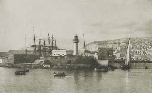 Porto Empedocle (Sicilien). Rothschild, Nathaniel Mayer von  (Vienna, 1836-1905)