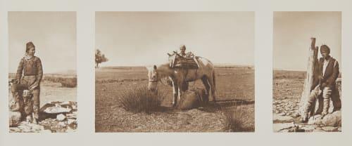 Albanesische Bauern. Rothschild, Nathaniel Mayer von  (Vienna, 1836-1905)