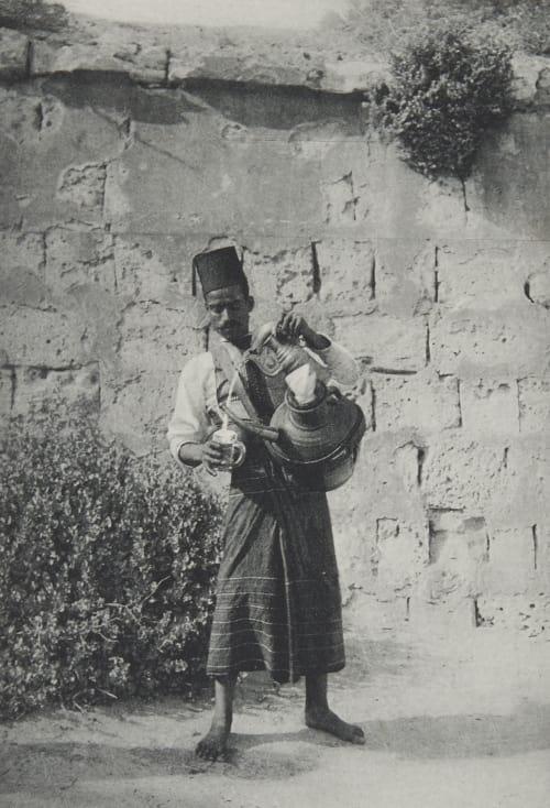 Ein Hemali (Cairo). Rothschild, Nathaniel Mayer von  (Vienna, 1836-1905)