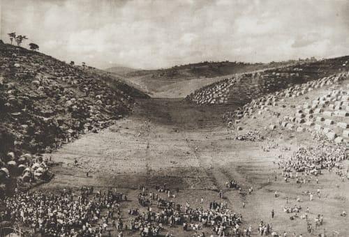 Rwanda Salgado, Sebastião  (Brazilian, b.1944)