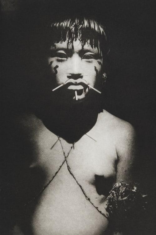 Child Yanomami, Lafakabuco Salgado, Sebastião  (Brazilian, b.1944)