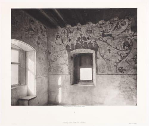 Malerei und Plastik no. 3 Schmidt, Otto  (Austrian, 1849-1920)