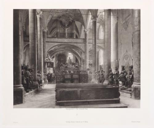 Malerei und Plastik no. 7 Schmidt, Otto  (Austrian, 1849-1920)