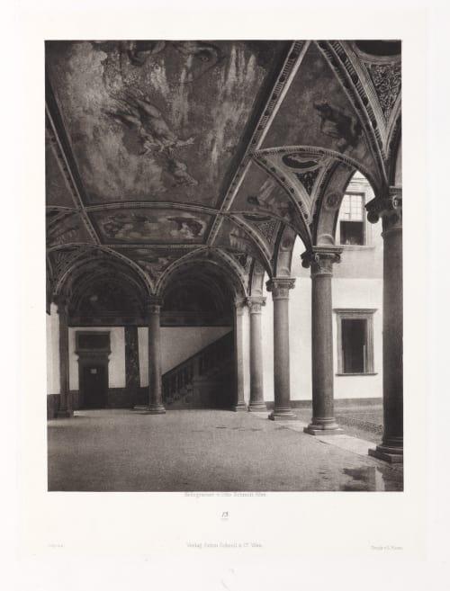 Malerei und Plastik no. 13 Schmidt, Otto  (Austrian, 1849-1920)