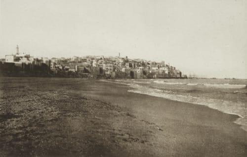 Jaffa, the Ancient Joppa Shadbolt, Cecil  (British, 1859–1892)