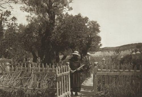 The Garden of Gethsemane Shadbolt, Cecil  (British, 1859–1892)