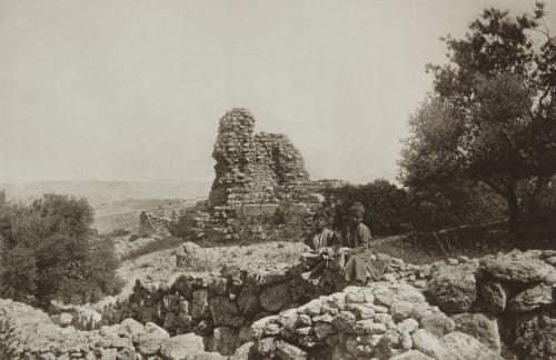 Bethany. The House of Simon the Leper Shadbolt, Cecil  (British, 1859–1892)