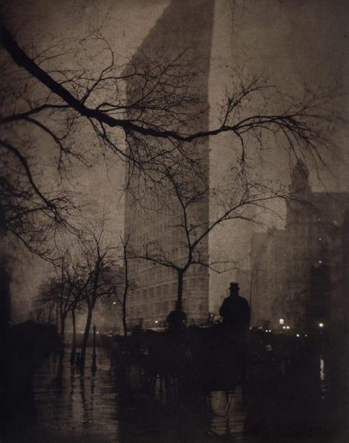 The Flatiron Steichen, Edward  (American, 1879-1973)