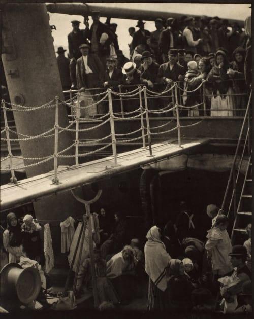 Large Format Steerage Stieglitz, Alfred  (American, 1864-1946)