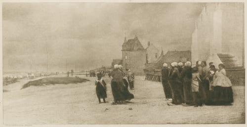 Watching for the Return Stieglitz, Alfred  (American, 1864-1946)