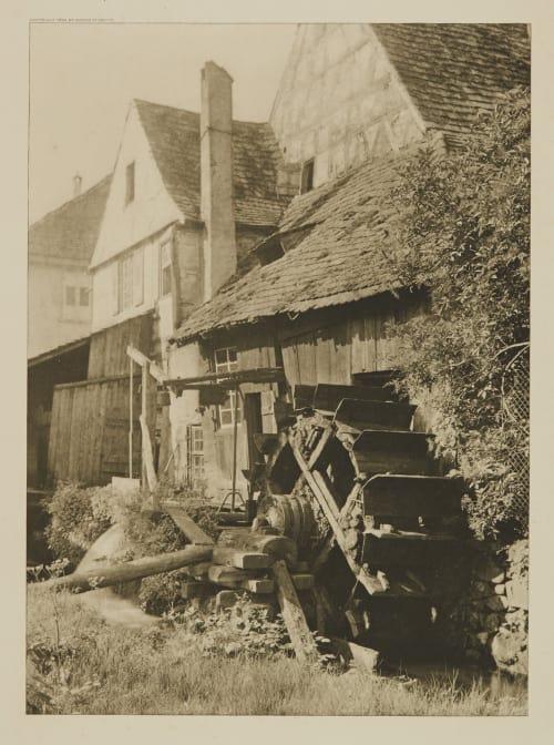 The Old Mill Stieglitz, Alfred  (American, 1864-1946)