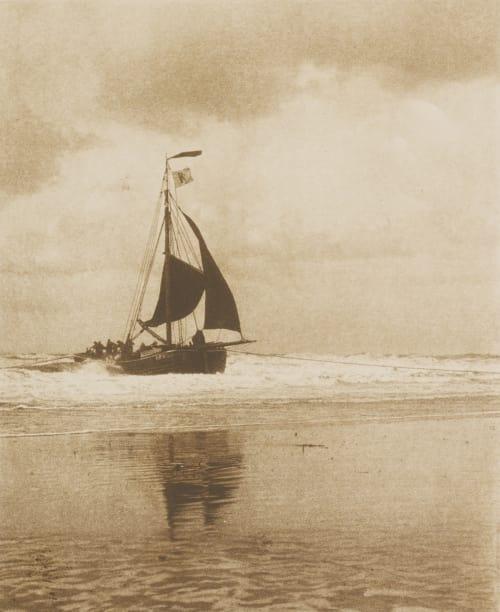 The Incoming Boat Stieglitz, Alfred  (American, 1864-1946)