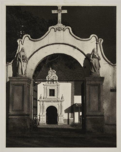 Church – Coapiaxtla Strand, Paul  (American, 1890-1976)