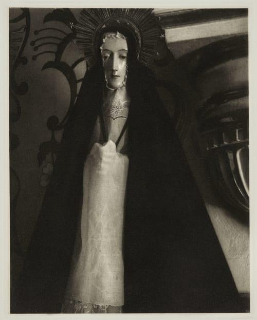 Virgin – San Felipe – Oaxaca Strand, Paul  (American, 1890-1976)