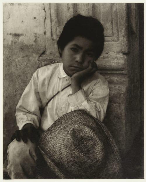 Boy – Uruapan Strand, Paul  (American, 1890-1976)