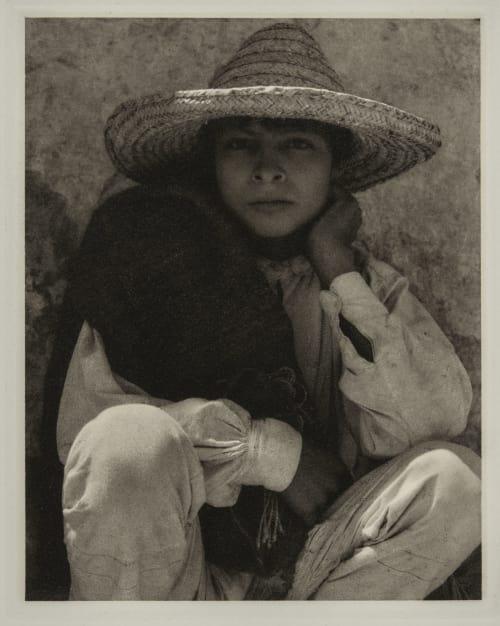 Boy – Hidalgo Strand, Paul  (American, 1890-1976)