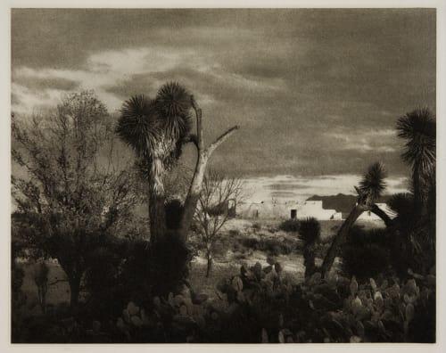 Near Saltillo Strand, Paul  (American, 1890-1976)