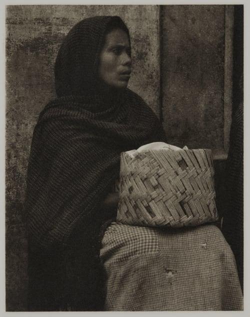 Woman – Patzcuaro Strand, Paul  (American, 1890-1976)