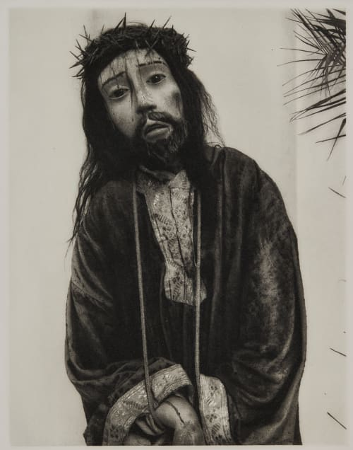 Cristo with Thorns – Huexotia Strand, Paul  (American, 1890-1976)