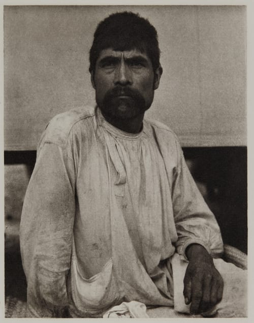 Man – Tenancingo Strand, Paul  (American, 1890-1976)