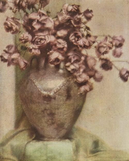 Still Life from an Autochrome de Meyer, Baron Adolf  (American, 1868-1946)