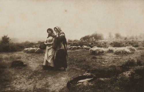 Carolling Robinson, Henry Peach  (British, 1830-1901)