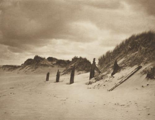 Sand Dunes Wilkinson, Benjamin Gay  (British, 1857-1927)