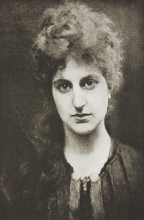 A Dalmatian Maid Cameron, Julia Margaret  (British, 1815-1879)