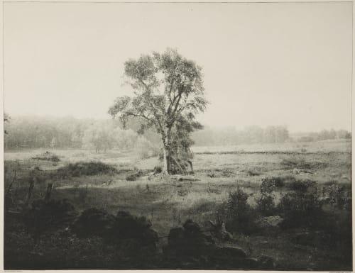 Base of Culp's Hill and Rock Creek. Gettysburg Mozart, W. J.  (American)