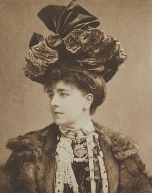Miss Fortescue Various